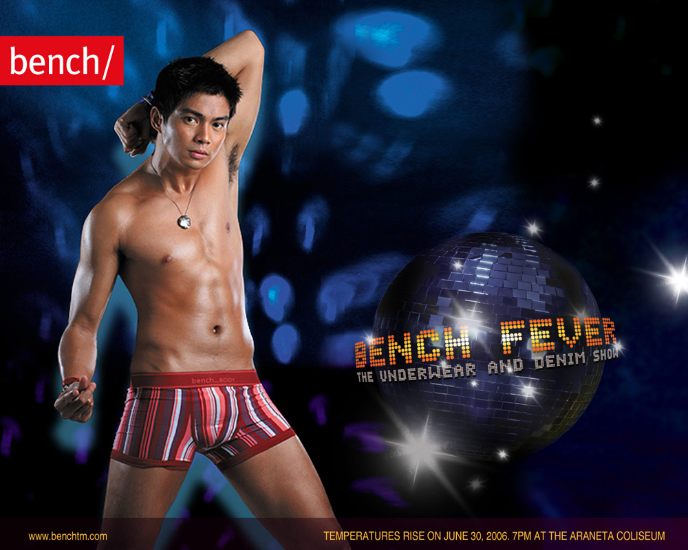 marco alcaraz pinoy hunks bench blackout
