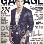 Piolo Pascual for Garage Magazine - Special 2-Cover Limited Edition